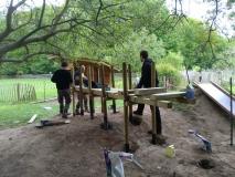 Les chantiers de l'école